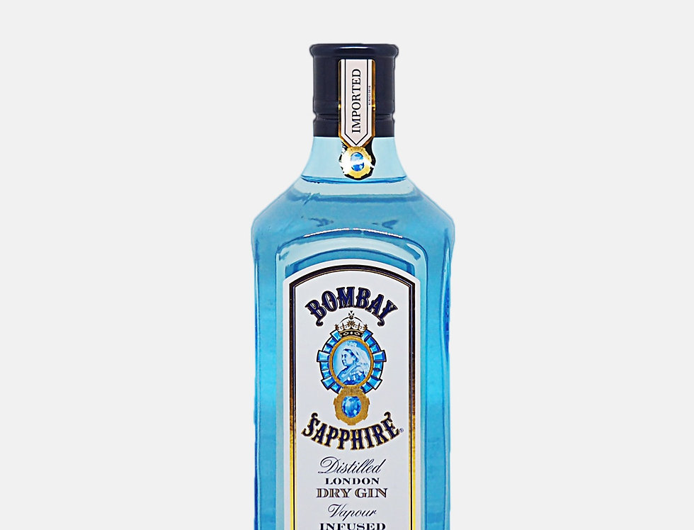 Bombay Saphire London Dry Gin 70cl