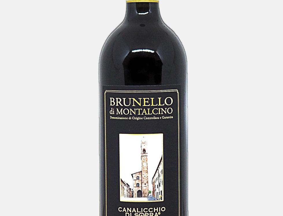 Brunello di Montalcino Canalicchio di Sopra 75cl
