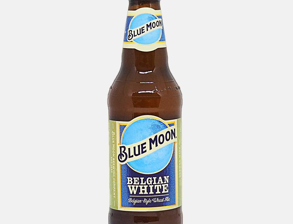 Blue Moon Belgian White 24x33cl