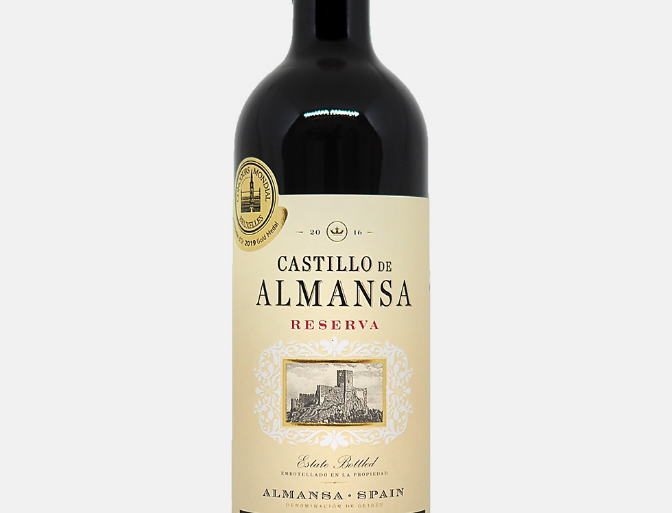 Castillo de Almansa Reserva 75cl