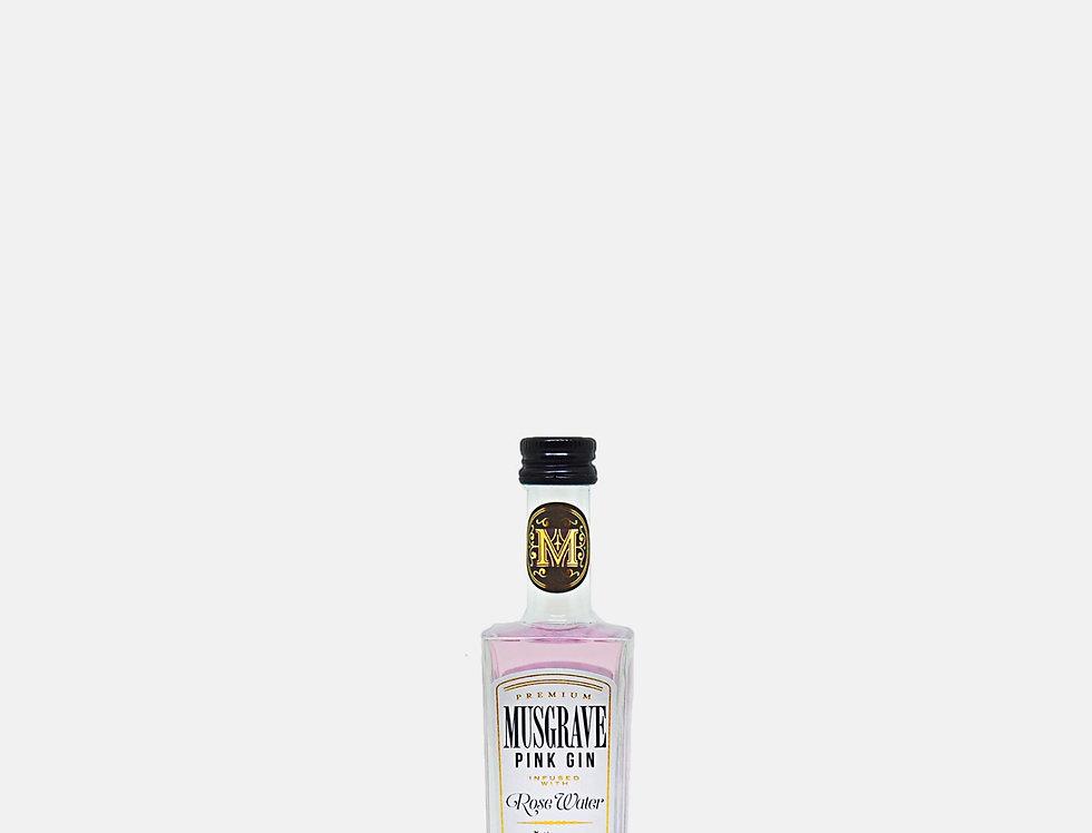 Musgrave Pink Gin Original 12x5cl