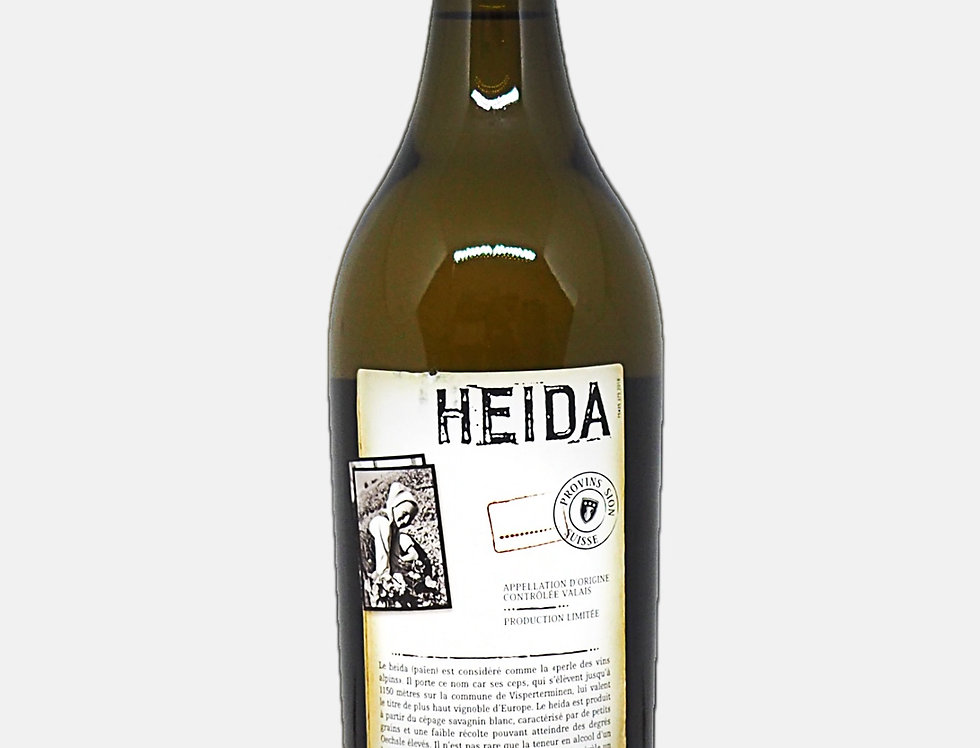 Heida AOC Collection Chandra Kurt 75cl