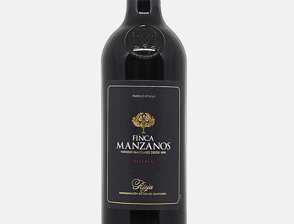 Rioja Manzanos Reserva 75cl