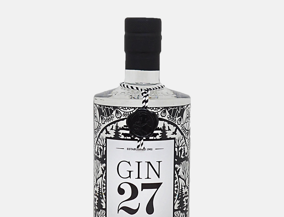 Gin 27 70cl