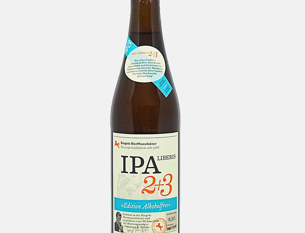 Riegele IPA Liberis Alkoholfrei  8x33cl