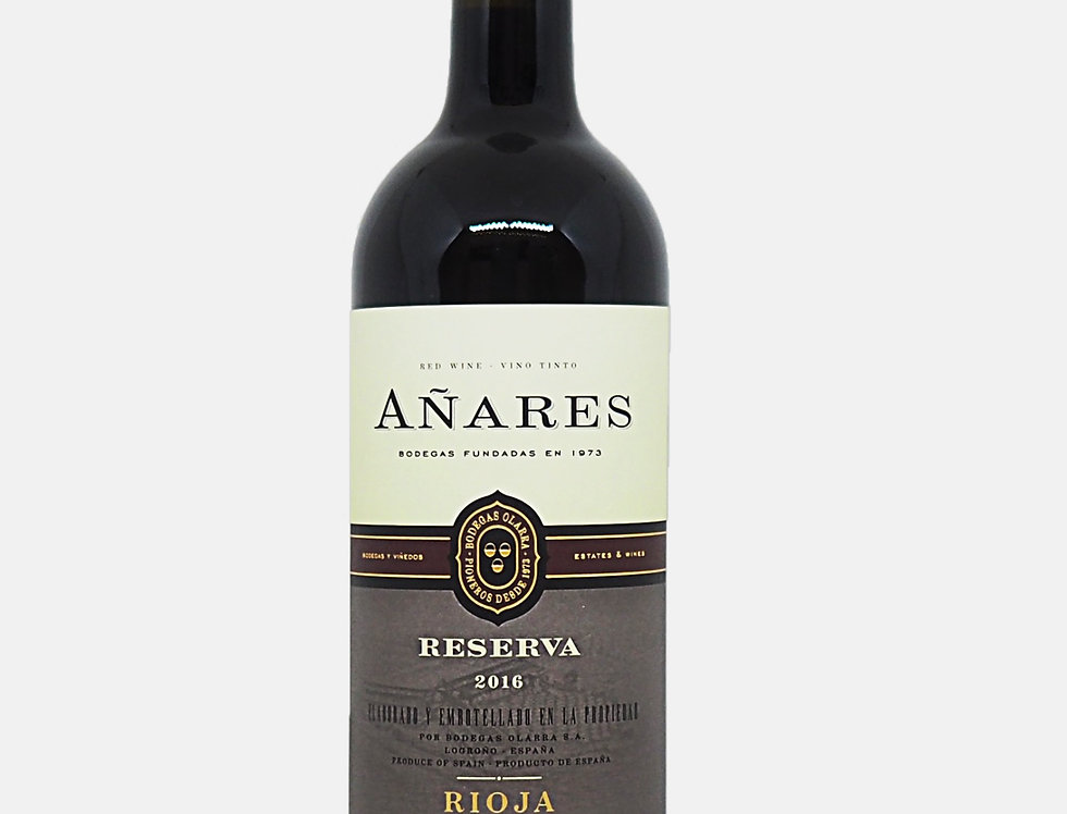 Añares Rioja Reserva DOC 75cl