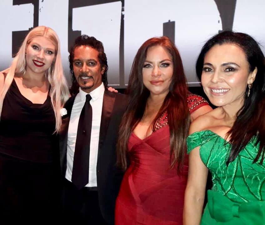 Sangre Negra TV series