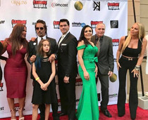 "TV series ""Sangre Negra"" screening in L.A"