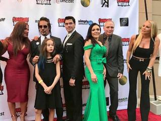 "TV series ""Sangre Negra"" screening in L.A"