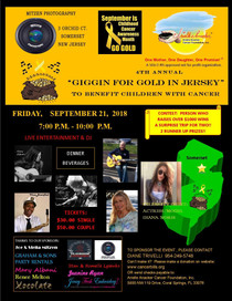 "4th annual ""Giggin for gold in Jersey"""