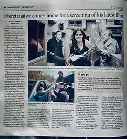 Diana Noris featured in The Seattle Hera