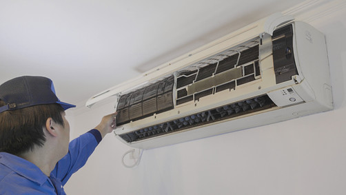 3. 關閉機組電源及拆除冷氣部件