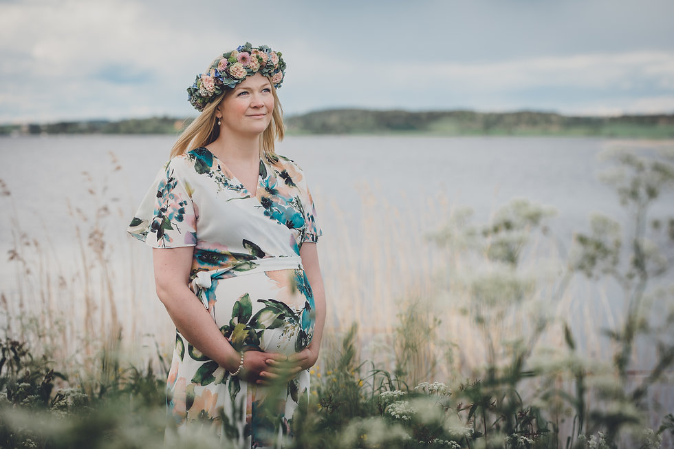 Familiefotogarfering-gravidfotografering