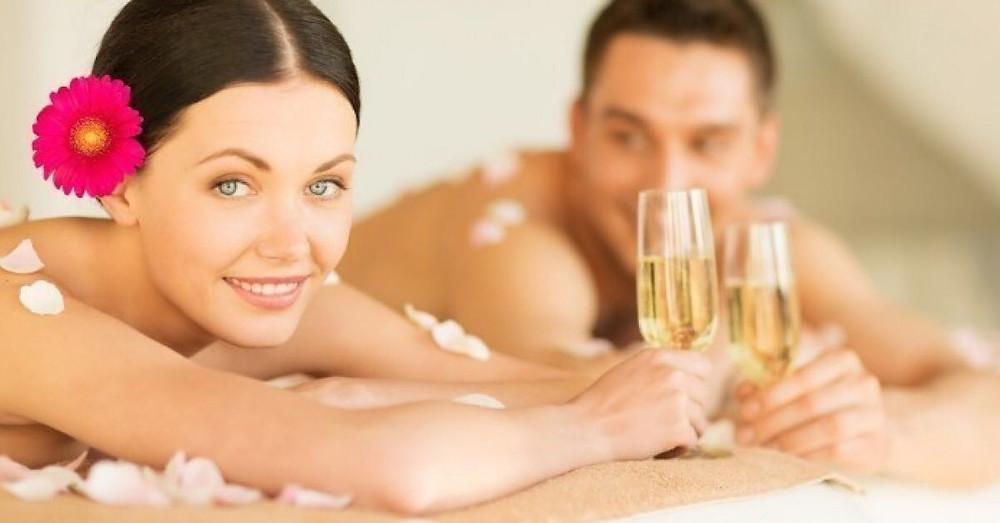 Alt-massage for couples, sensual massage