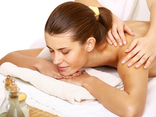 Tantra massage in Moscow.