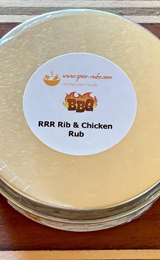 RRR Rib & Chicken Rub