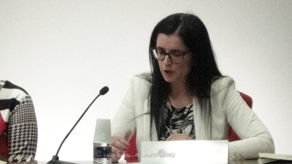 Alexandra Nunes, procuradora adjunta no tribunal de Loures