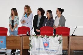 Cátia Matias Monteiro, Maria Cunha Louro, Fátima tremoço e Ana Rita Domingos, da Direção da PSIJUS, psicólogas forenses;
