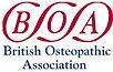 BRITISH OSTEOPATHIC ASSOCIATION LOGO