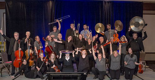 The Orchestra team in Whistler, BC