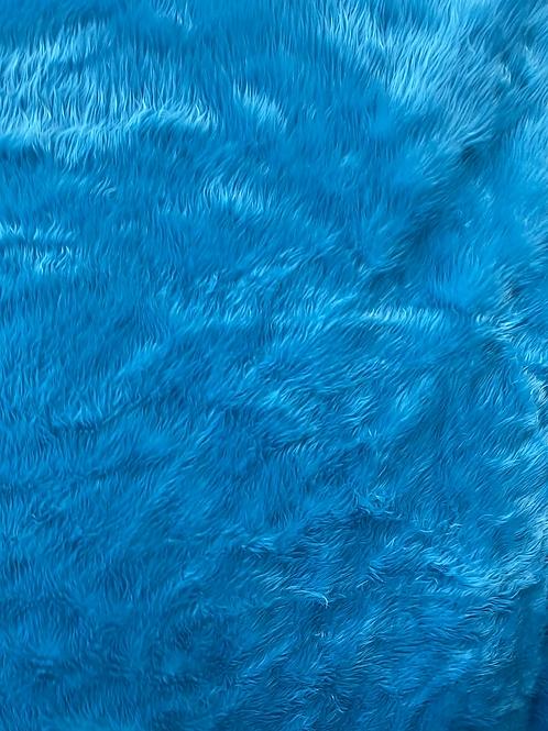 Blue Fur 200x150cm