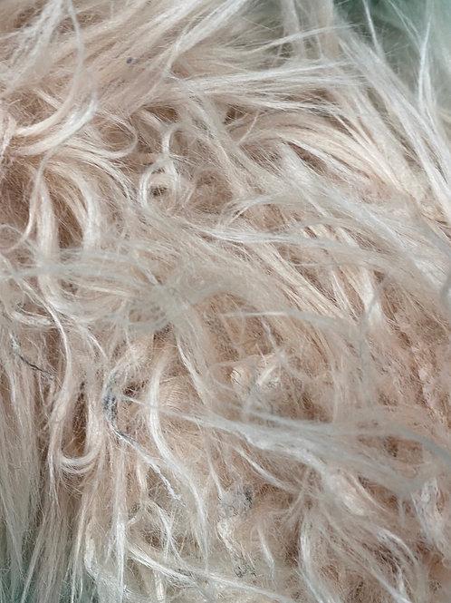 Light Beige Fur 200x150cm