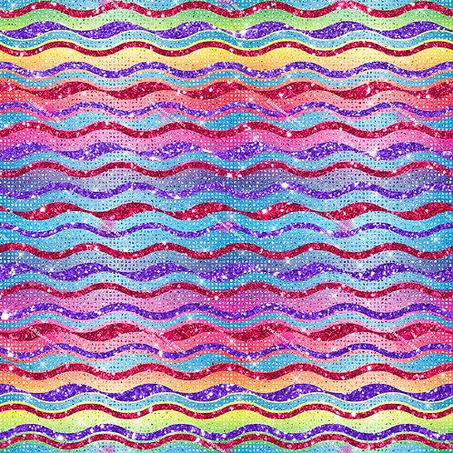 Rainbow Glitter 8
