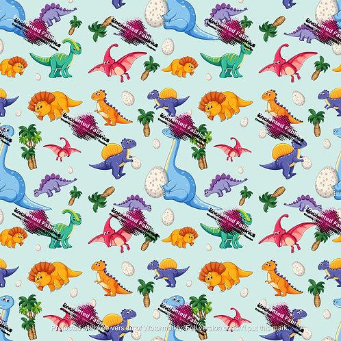 Dinosaurs Fan Design