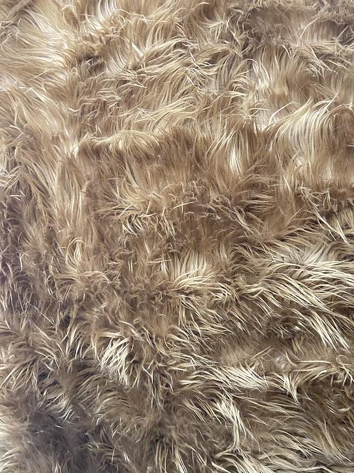 Brown Fur 200x150cm