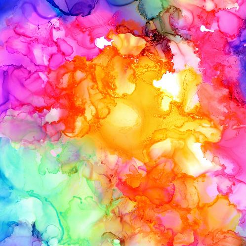 Rainbow Mashup6