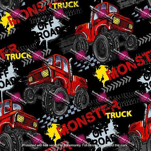 Monster Trucks Design 1