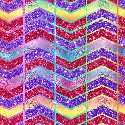 Rainbow Glitter 16