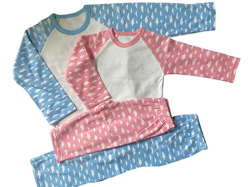 5x Cloud Pyjamas