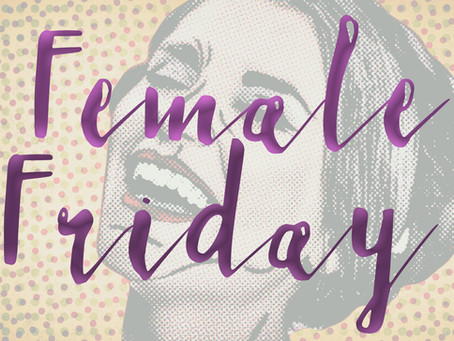 TIPS: Female Friday på Stockholm Comedy Club