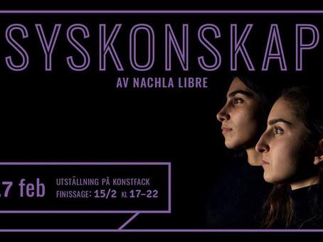 TIPS: Multikonstnären Nachla Libre undersöker syskonskap i ny utställning
