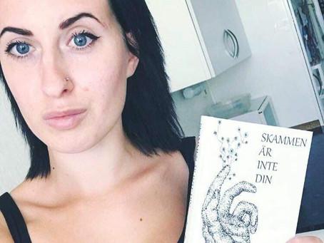 """Intervju med Anicia Sundström Eriksson - författare till """"Skammen är inte din"""""""