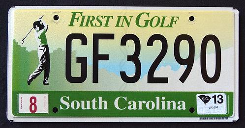 SC First In Golf - Sport