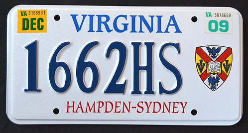 VA Hampton - Sydney College