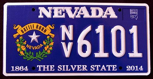 NV Battle Born - 150 Years - NV 6101