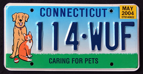 CT Caring For Pets - Cat - Dog - 114 WUF