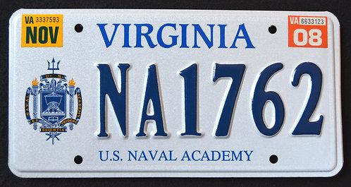 VA U.S. Naval Academy - United States Navy