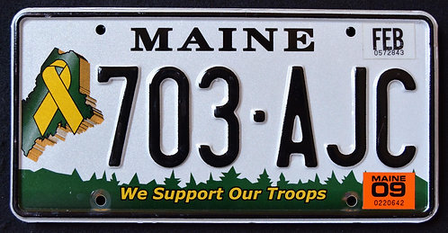 ME We Support Our Troops