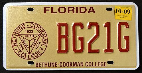 FL Bethune - Cookman College - BG21G
