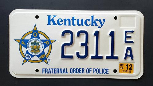 KY Fraternal Order Of Police - FOP - 2311EA