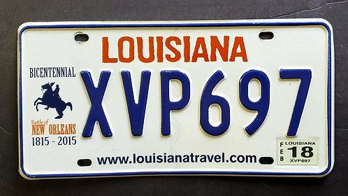 LA Battle of New Orleans - XVP 697