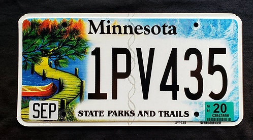 MN Minnesota - State Parks And Trails - 1PV435