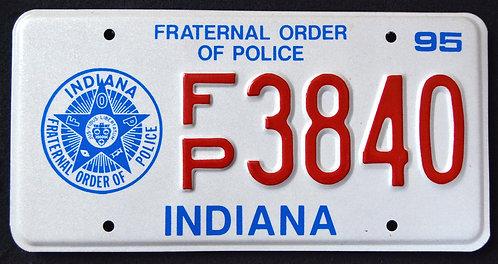 IN Fraternal Order Of Police - FOP