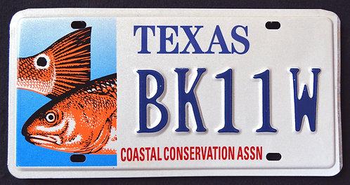 TX Coastal Conservation - Wildlife Fish