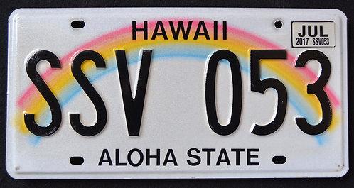 HI Aloha State - Rainbow - SSV 053