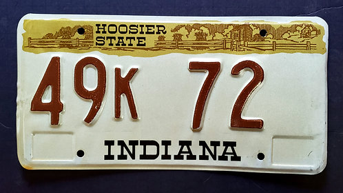 IN Hoosier State - 49K 72